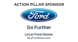 Local Area Ford Dealers - ACTION Pillar Sponsor
