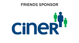 Ciner - Friends level sponsor