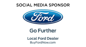 Local Ford Dealers - Social Media Sponsor