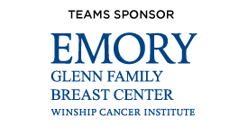 Emory Glenn Family Breast Center - Teams Sponsor